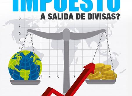 Devolución del Impuesto a la Salida de Divisas - ISD a los exportadores de servicios
