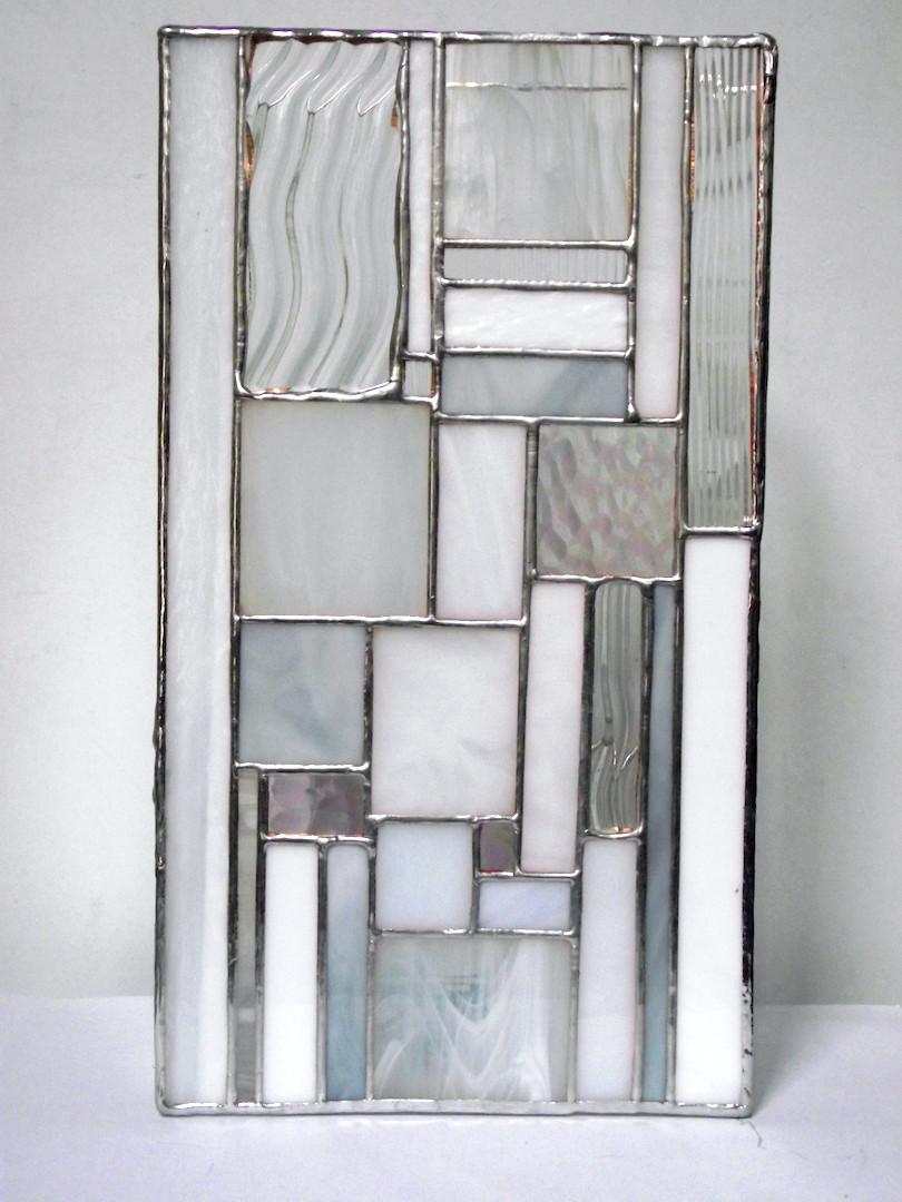 Art déco - Monochrome blanc