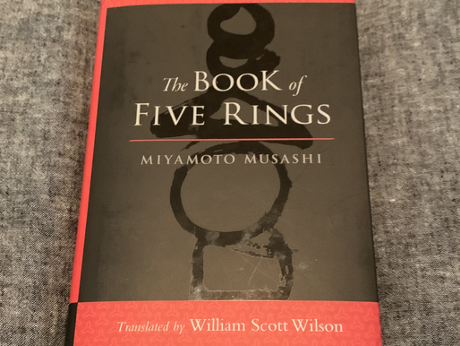 "Business & Leadership Lessons from ""The Book of Five Rings"""