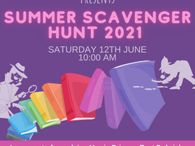 Summer Scavenger Hunt '21
