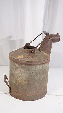 Vintage 5 Gal Standard Oil Can