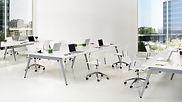 Mesas multipuesto para oficina