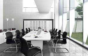Mesas de dirección para oficina