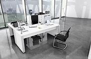 Mesas de despacho de dirección