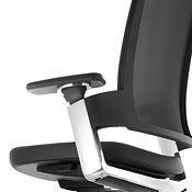Silla ergonómica de oficina modelo 360 forma 5