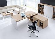 Muebles para despacho director en Madrid