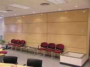 Paneles desmontables para oficina