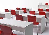 Mesas para aulas de formación