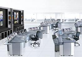 Mobiliario técnico informático metálico