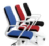 Silla ergonómica de oficina modelo PARIS