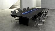 Muebles despacho de dirección para oficina