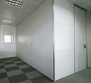 Tabique armario para oficina