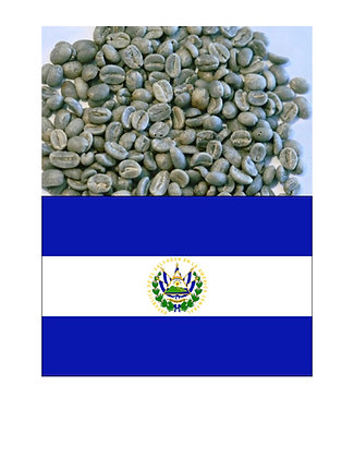 El Salvador Casa Blanca Estate - Central America