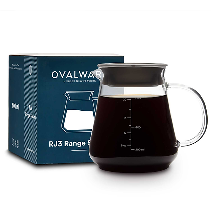 Ovalware 600 ml RJ3 Range Server