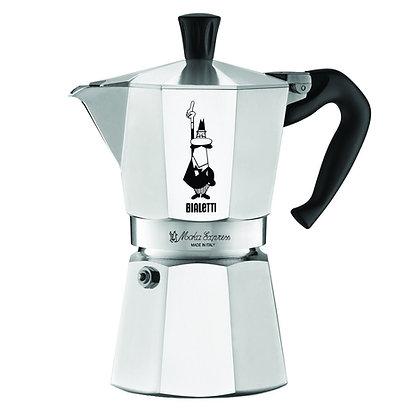 Bialetti Moka Stovetop Espresso Maker