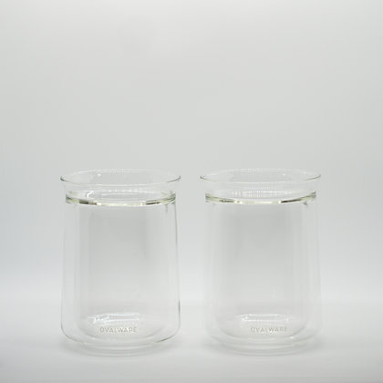 Ovalware RJ3 Tasting Glasses (set of two)