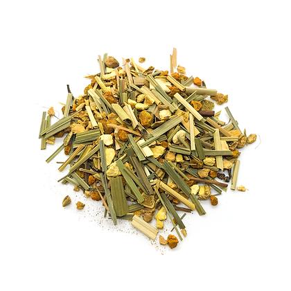 Organic Turmeric Ginger Chai