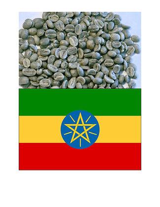 Ethiopian Sidamo - African