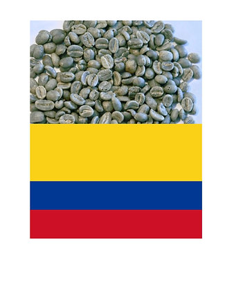 Colombia SWP Rain Forest Alliance Decaf - South America