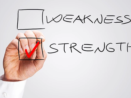 A Strategy to minimize your Weaknesses