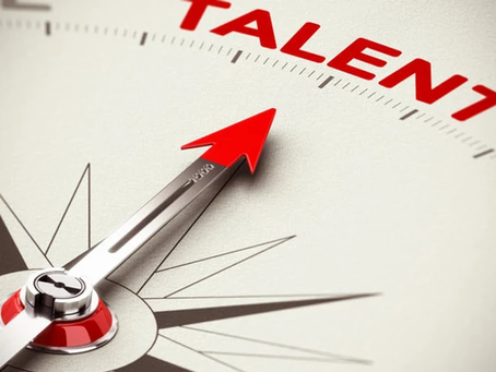 Get comfortable with your talents, because they won't change