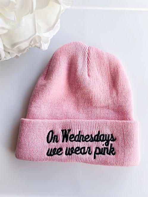 Pink On Wednesday, Baby!