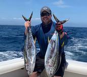 Fresh Caught Tuna