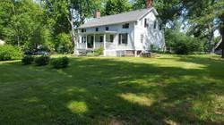heather's family farmhouse
