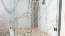 Solid Surface as Shower Walls