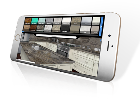Interactive App Countertop Quote