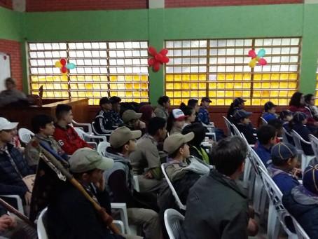 EducAÇÃO Escoteira Grupo Monteiro Lobato