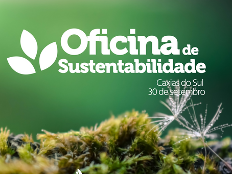Oficina de Sustentabilidade em Caxias do Sul