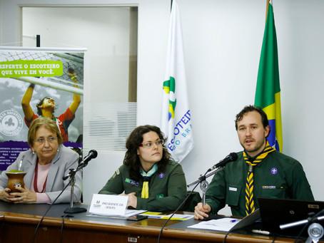 Deputada Zilá busca incluir método educativo do Movimento Escoteiro no Plano Estadual de Educação