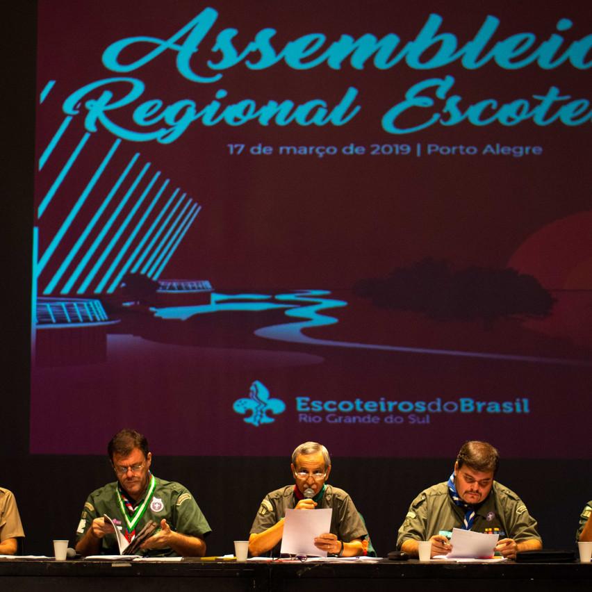 Assembleia Regional Escoteira