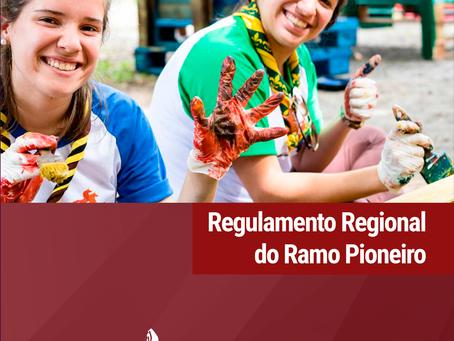 Ramo Pioneiro | Regulamento Regional