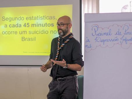 Depressão Infanto-juvenil é tema de painel para voluntários