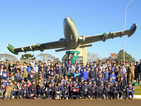 Grupo Erico Veríssimo realiza excursão com jovens e voluntários
