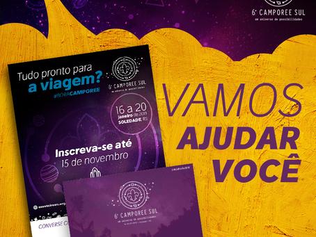 Materiais do Camporee Sul para download