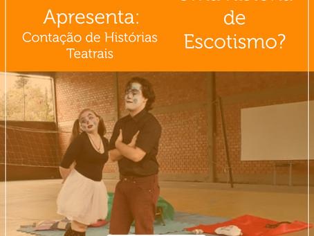 Teatro sobre História do Escotismo