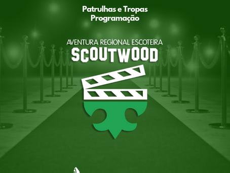 Programação e Patrulhas da Aventura Escoteira Scoutwood