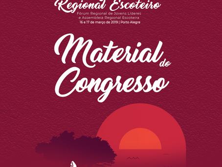 Congresso Regional | Apresentações