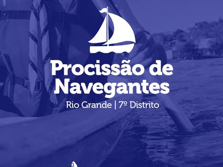 Procissão de Navegantes em Rio Grande