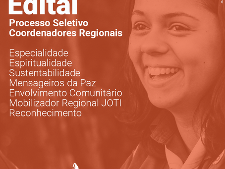 Processo Seletivo para Coordenadores Regionais