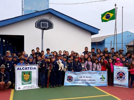 EducAÇÃO Escoteira Grupo Erico Verissimo