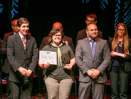 Entrega do Prêmio Responsabilidade Social 2018