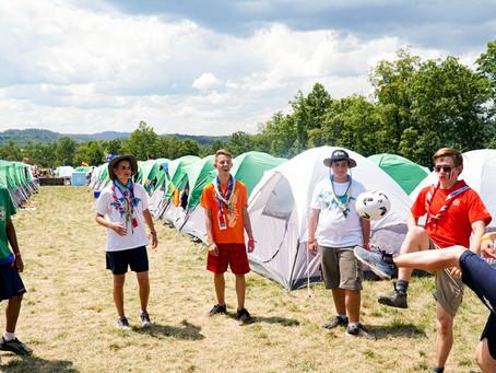 Escoteiros gaúchos irão participar de acampamento interamericano
