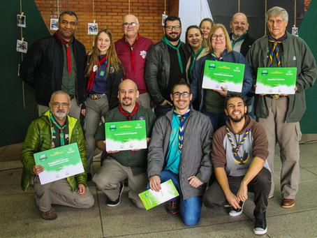 Grupos Escoteiros recebem R$48 mil de Fundo Social da Sicredi