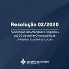 Resolução 01/2020