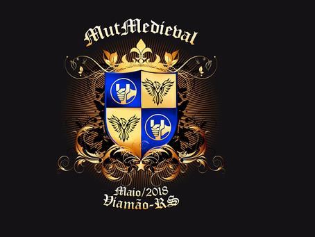 MutMedieval será realizado dias 29 e 30 de setembro