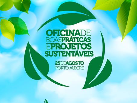 Oficina de Boas Práticas e Projetos Sustentáveis